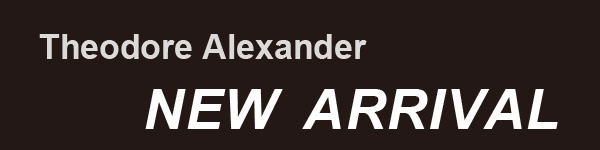 アレキサンダー入荷